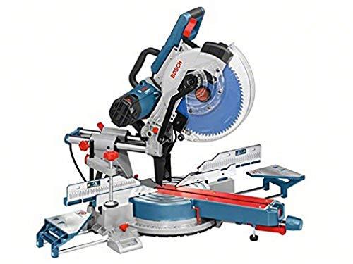 Bosch Professional Paneelsäge GCM 12 SDE (Schnittkapazität 0°: 85 x 370 mm,...