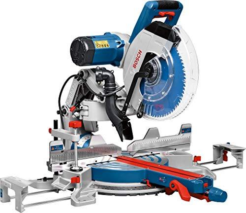 Bosch Professional Kapp- und Gehrungssäge GCM 12 GDL (Sägeblatt-Ø: 305 mm, 2.000 Watt, inkl....*