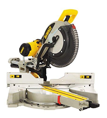 DeWalt Paneelsäge 1675W DWS780 inkl. Zubehör – Mit 305x30 mm HM-Sägeblatt ideal für den...*
