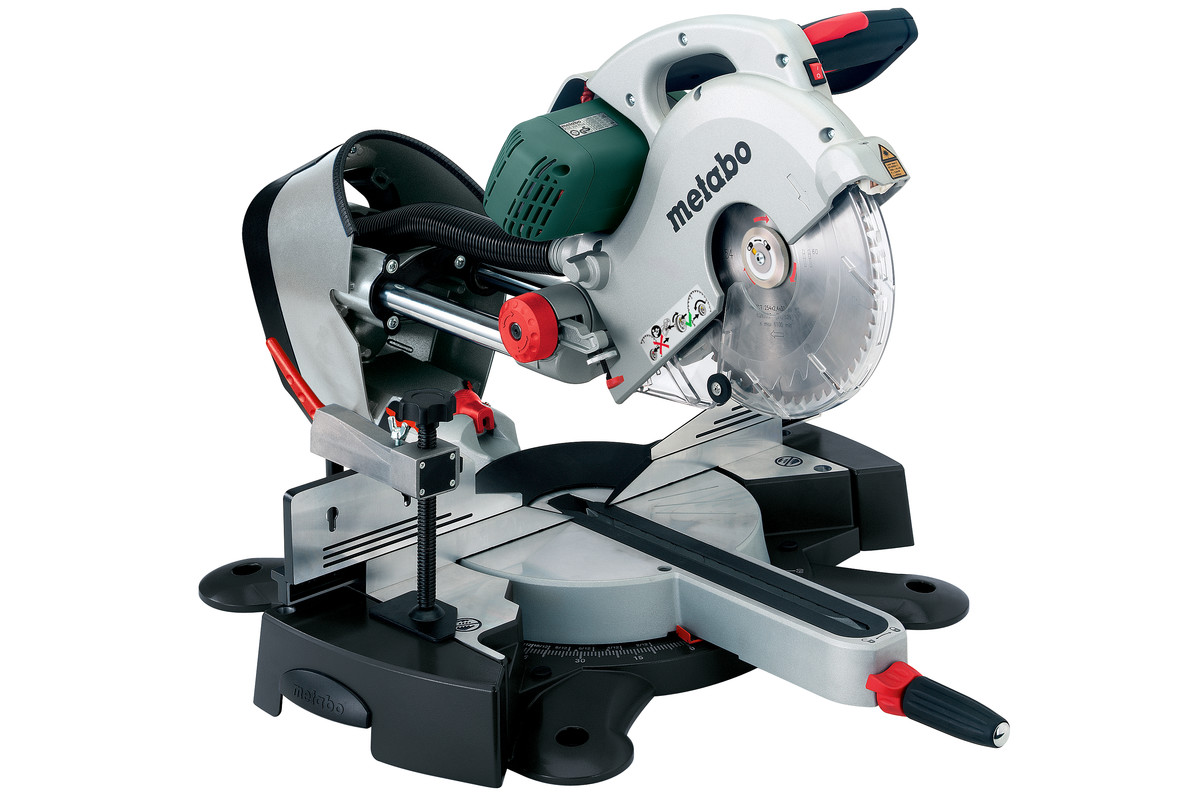 Metabo Kappsäge kgs 254 plus