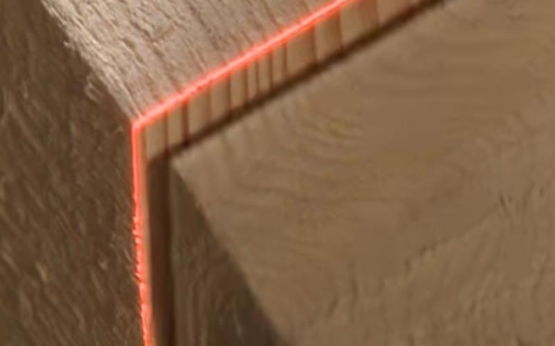 Metabo Kappsäge mit Laser