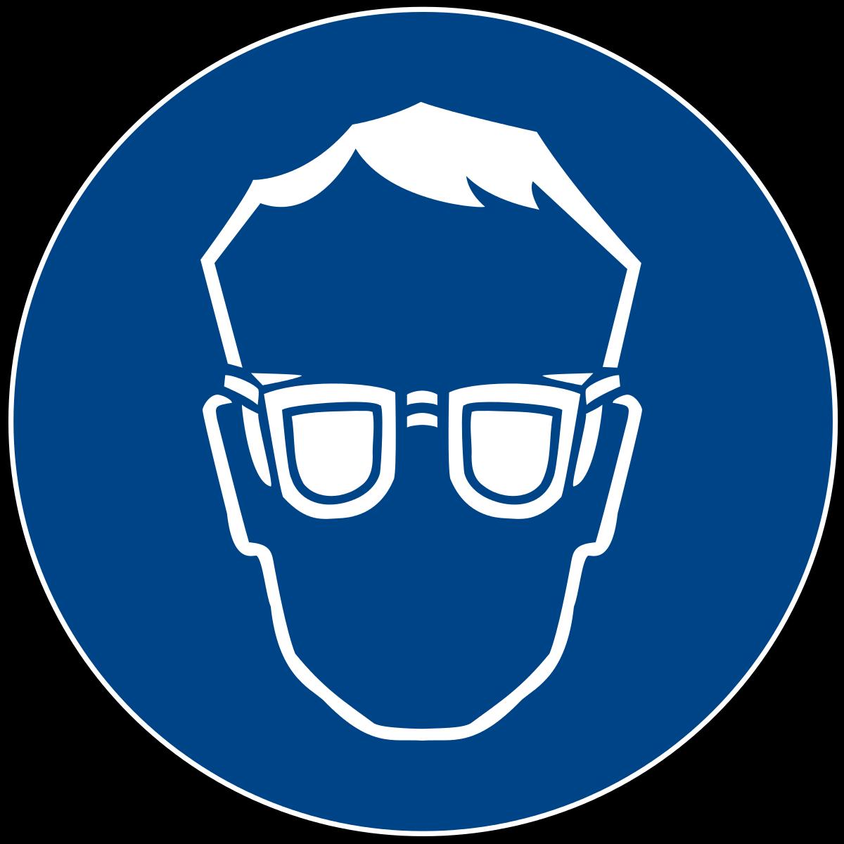 schutzbrille-warnschild
